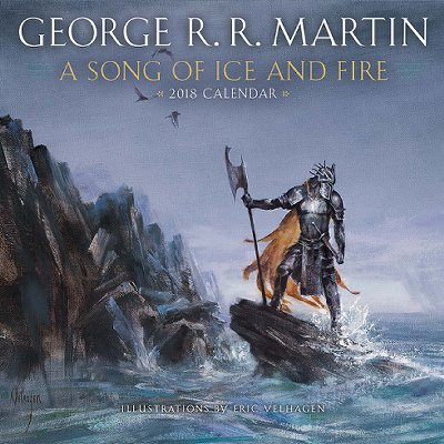 A Song of Ice and Fire 2018