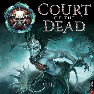 Court of the Dead 2018