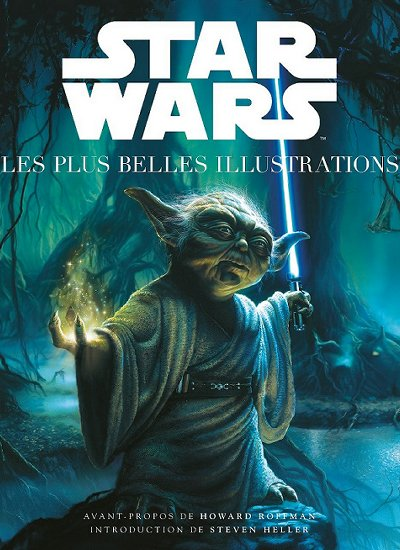 Star Wars Les plus belles illustrations