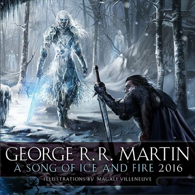 A Song of Ice and Fire 2016
