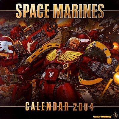 Black Library 2004 (Space Marines)