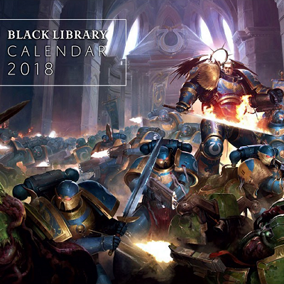 Black Library 2018