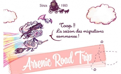Arsenic Road Trip fin 2018