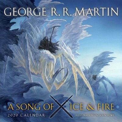 A Song of Ice and Fire 2020