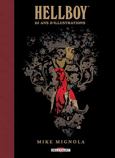 Hellboy 25 Ans l'Illustrations