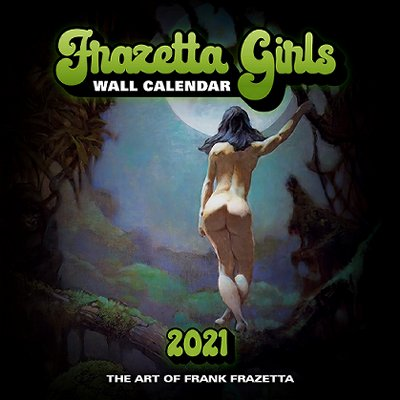 Frazetta Girls 2021
